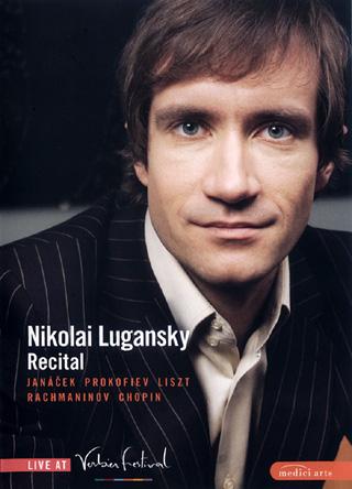 récital Lugansky au Verbier Festival (2008)
