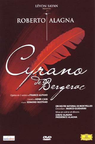 Franco Alfano | Cyrano de Bergerac