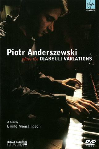 Piotr Anderszewski interprète les Les Variations Diabelli de Beethoven