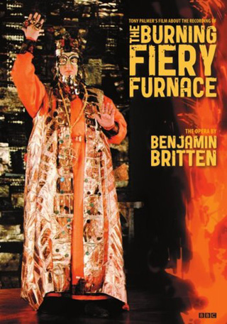 autour de l'enregistrement de The Burning Fiery Furnace