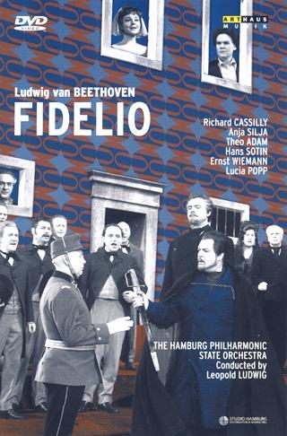 une production de l'Opéra d'Hambourg (1968)