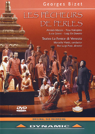 une production enregistrée en avril 2004 au Teatro La Fenice de Venise