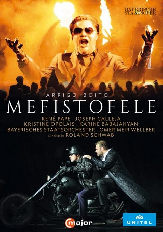 Omer Meir Wellber joue Mefistofele (1875), l'unique opéra d'Arrigo Boito