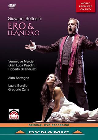Ero e Leandro, opéra de Giovanni Bottesini