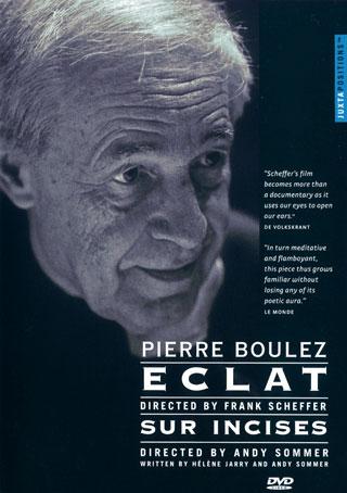 des images de répétition autour de l'œuvre de Pierre Boulez