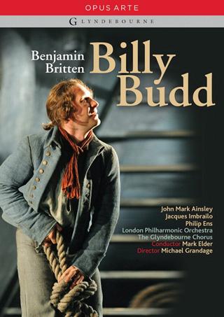 Billy Budd, opéra de Britten, chez Opus Arte (2011)