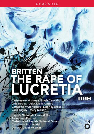 Benjamin Britten | The rape of Lucretia