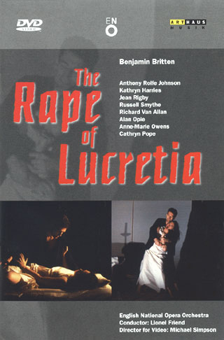Benjamin Britten | The rape of Lucrezia