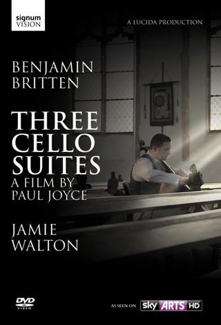 Jamie Walton joue les trois suites pour violoncelle de Benjamin Britten