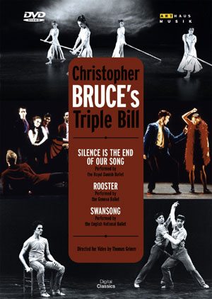 Trois chorégraphies de Christopher Bruce