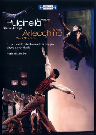 Lucio Dalla met en scène Busoni et Stravinsky à Bologne, en mars 2007