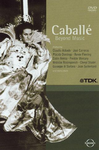 un portrait de Montserrat Caballé