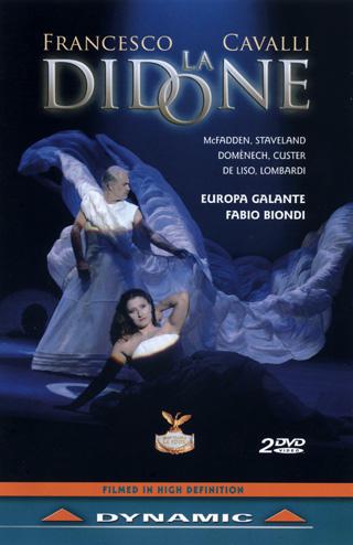 La Didone, opéra de Cavalli