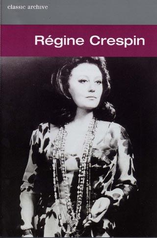 Archives Régine Crespin