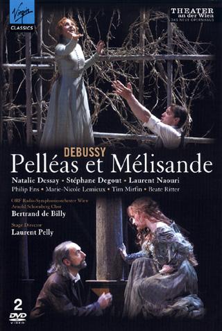 Pelléas et Mélisande, opéra de Debussy