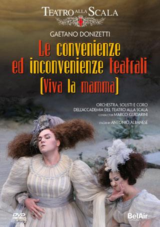 Guidarini joue Le convenienze ed inconvenienze teatrali (1831) de Donizetti