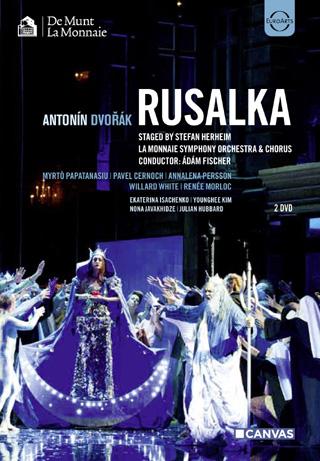 Ádám Fischer joue Rusalka (1901), opéra de Dvořák, à Bruxelles (2012)