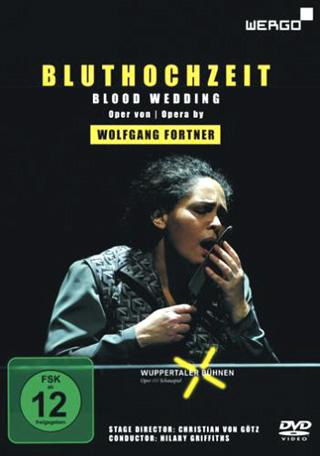 Hilary Griffiths joue Bluthochzeit (1957), opéra de Wolfgang Fortner
