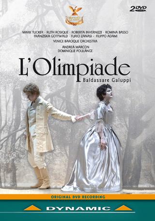 Baldassare Galuppi | L'Olimpiade
