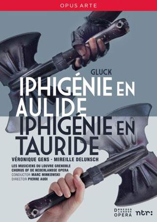 Christoph Willibald Gluck | Iphigénie en Aulide – Iphigénie en Tauride