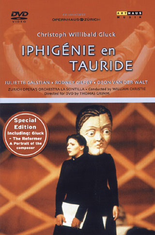 production de 2001, à l'Opéra de Zürich