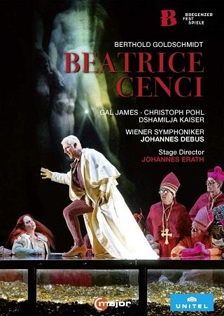 """Johannes Debus joue """"Beatrice Cenci"""", un opéra signé Berthold Goldschmidt"""