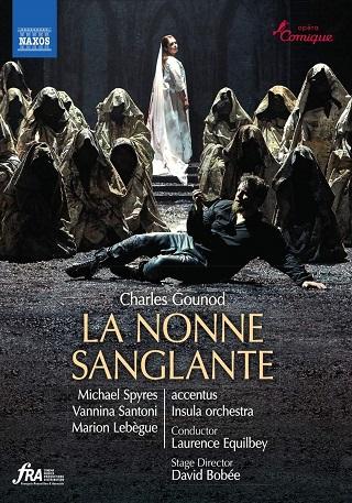 Laurence Equilbey joue La nonne sanglante (1854), opéra de Charles Gounod