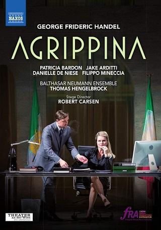 """Thoms Hengelbrock joue """"Agrippina"""" (1709), opéra italien de G. F. Händel"""