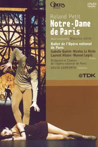 La version de Roland Petit filmée en 1996