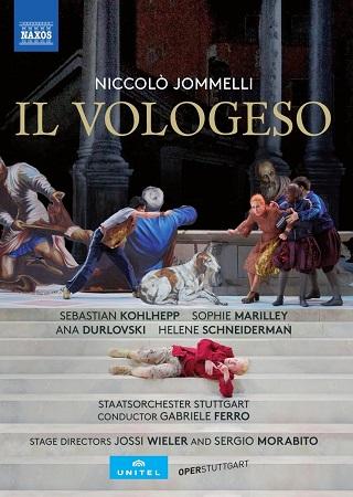 Gabriele Ferro joue Il Vologeso (1766), un opera seria signé Niccolò Jommelli