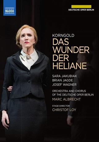 Das Wunder der Heliane (1927), quatrième des opéras signés Korngold