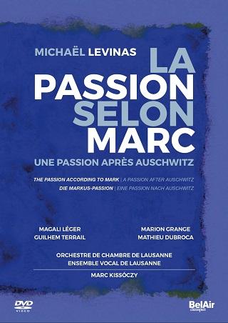 La Passion selon Marc. Une Passion après Auschwitz, un oratorio signé Levinas