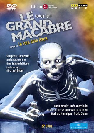 György Ligeti | Le Grand Macabre