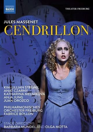 Fabrice Bollon joue Cendrillon (1899), un ouvrage de Jules Massenet