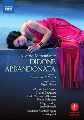Alessandro De Marchi joue Didone abbandonata (1823) de Saverio Mercadante