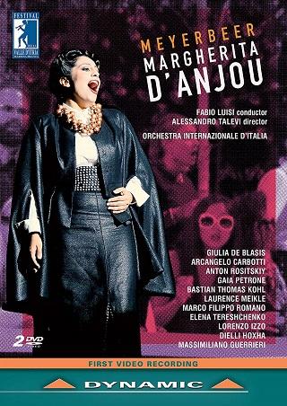 Fabio Luisi joue Margherita d'Anjou (1820), opéra de Meyerbeer (1791-1864)