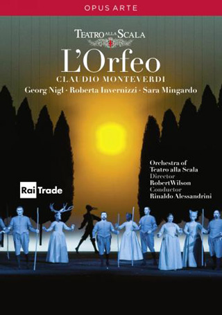 Rinaldo Alessandrini joue L'Orfeo (1607), favola in musica de Monteverdi