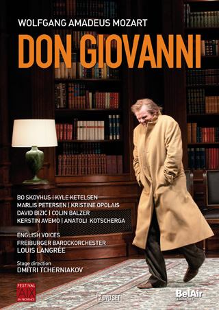 Wolfgang Amadeus Mozart | Don Giovanni