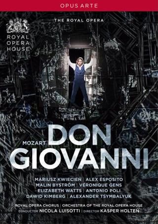 Nicola Luisotti joue Don Giovanni (1787), fameux dramma giocoso de Mozart