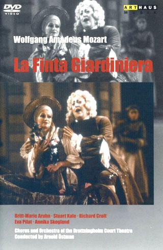au festival de Drottningholm en 1998
