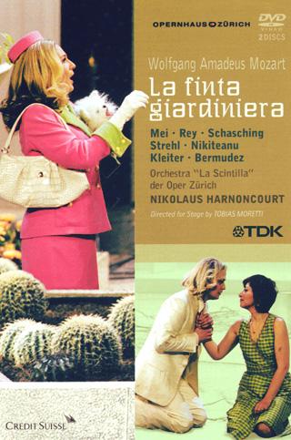 dramma giocoso enregistré à Zurich, en février 2006