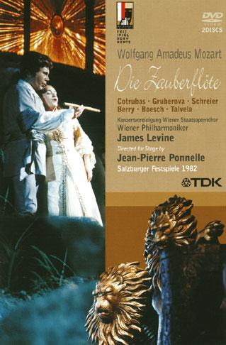 reprise de la production signée Jean-Pierre Ponnelle, en 1982, à Salzburg