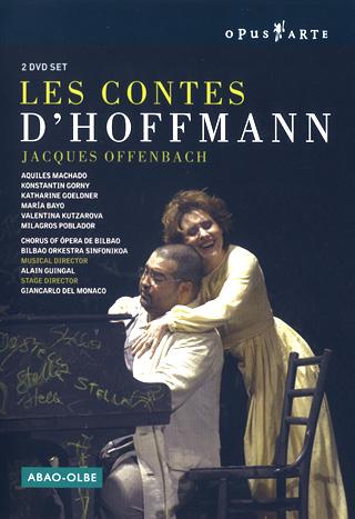 l'ouvrage d'Offenbach mis en scène par Giancarlo Del Monaco