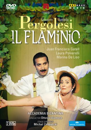 Giovanni Battista Pergolesi | Il Flaminio