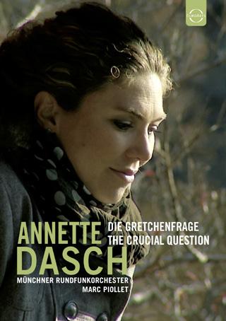portrait du soprano Annette Dasch