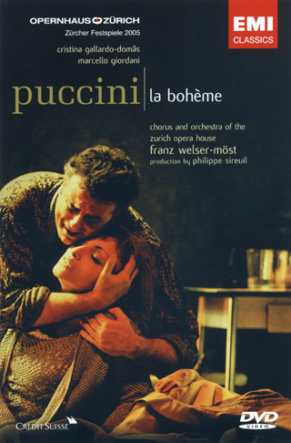 Giacomo Puccini | La bohème