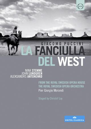 Pier Luigi Morandi joue La fanciulla del West (1910), un opéra signé Puccini