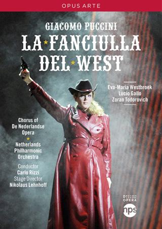 La fanciulla del West, opéra de Giacomo Puccini