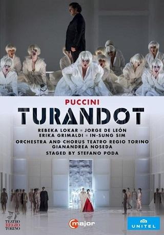 À Turin, Gianandrea Noseda joue Turandot, l'opéra inachevé de Puccini