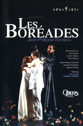 à l'Opéra national de Paris, en 2003